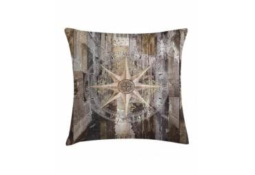 Maritime Decorative Throw Pillow Case