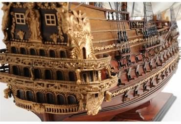 Saint Esprit Tall Ship Clipper Model