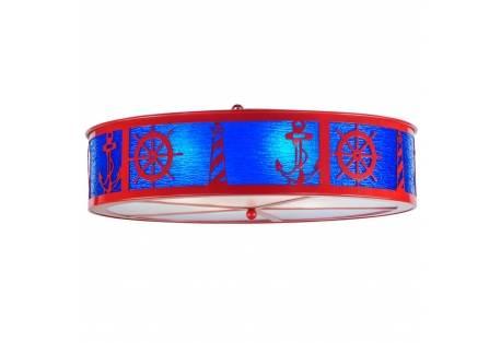 Coastal/Nautical Collection Flushmount Lighting