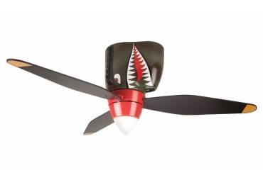 Aviation Decor P-40 Indoor Ceiling Fan
