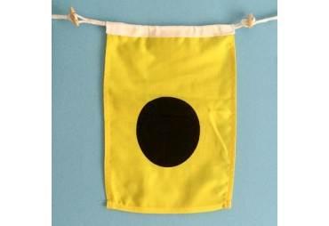 Nautical Signal Flag Letter I