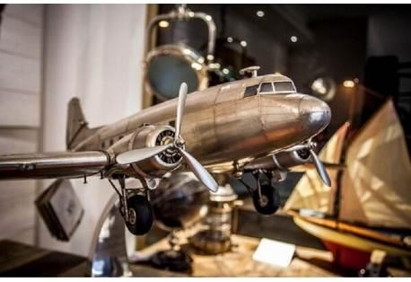 Authentic Models Douglas Dakota DC 3 Aluminum Airplane