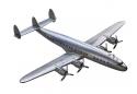 Airplane Model Lockhead Super Constellation Airliner