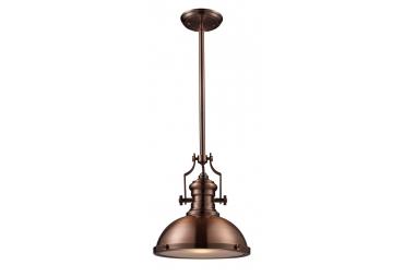 Antique Copper Pendant Ceiling Light