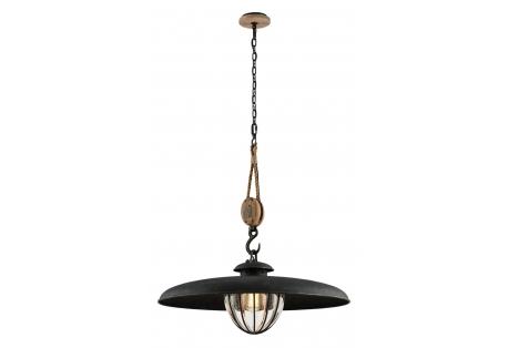Nautilus Iron Pendant Ceiling Light