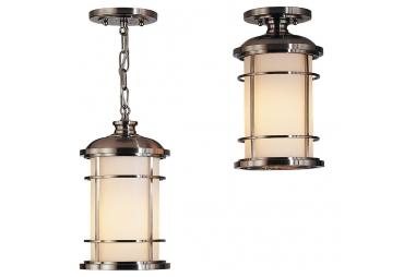 Steel Outdoor / Indoor Marine Style Ceiling Lights