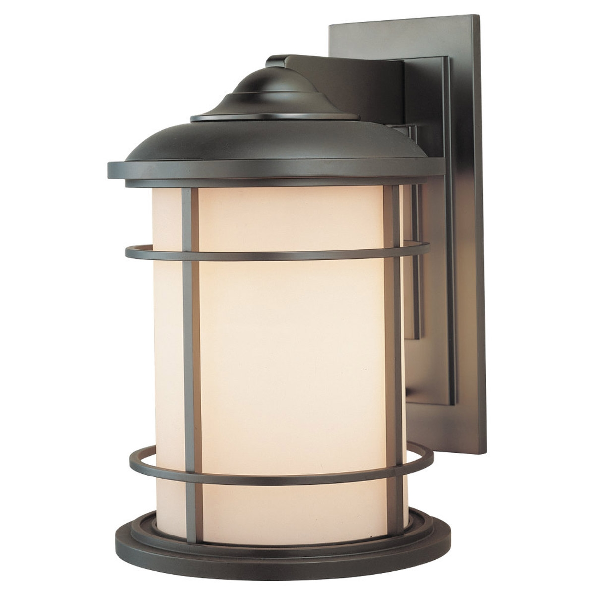 Bronze Outdoor And Indoor Nautical Style Wall Sconce