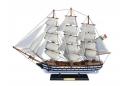 Amerigo Vespucci Wooden Tall Ship Model
