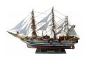 Amerigo Vespucci Tall Ship Wooden Model