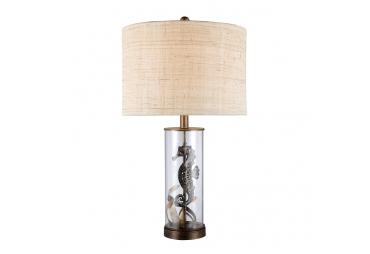 Sea Hourse Nautical Coastal Table Lamp