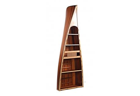 Canoe Book Shelf