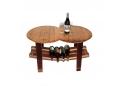 Barrel Head Coffee Table