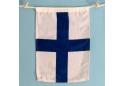 Nautical Signal Flag Letter X