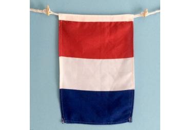 Nautical Signal Flag Letter T