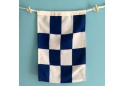 Nautical Signal Flag Letter N