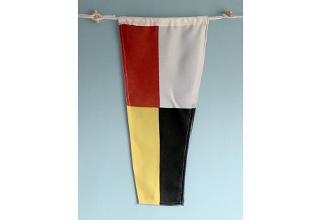 Nautical Signal Flag Number 9