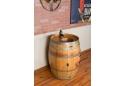 Wine Barrel Vanity Set
