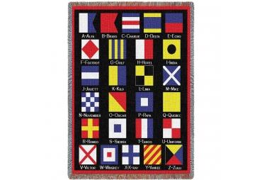 Maritime Signal Flags Trow