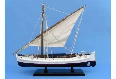 Fishing Sailboat Model