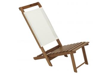 Teak Foloding Chair