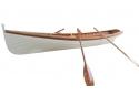 Clinker Built Whitehall Row Boat 12 Feet