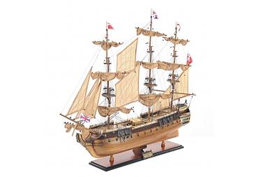 HMS Surprise Wooden Ship Model