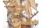 HMS Suprise Wooden Ship Model
