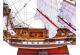 USS Constellation Wooden Model Ship