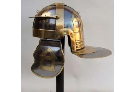 Roman  Emperor Steel Armor Helmet
