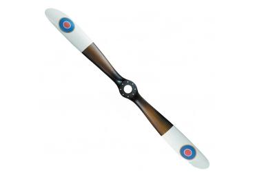 "Sopwith WWII Roundel Propeller 73"""