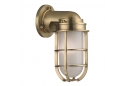 Seaside Brass Wall Sconce Light