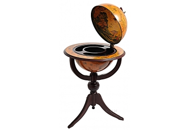 Globe Bar on 3 Legs Stand