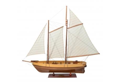 Schooner America Wooden Model Boat