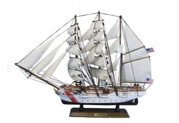 United States Coast Guard USCG Eagle Tall Model Ship
