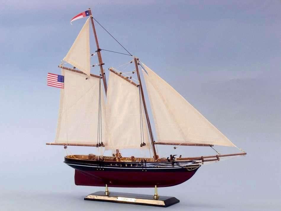 america-sailboat-model-wooden-24-2
