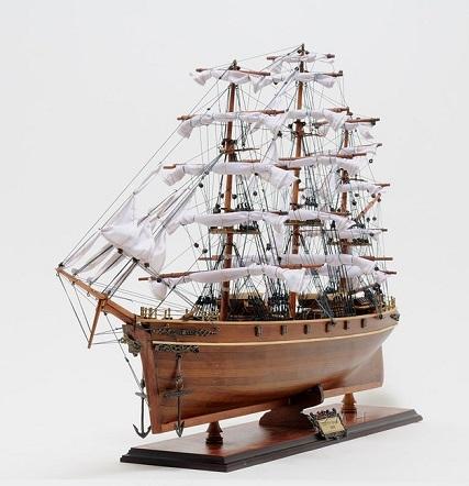 MODEL SHIP- OMH INC