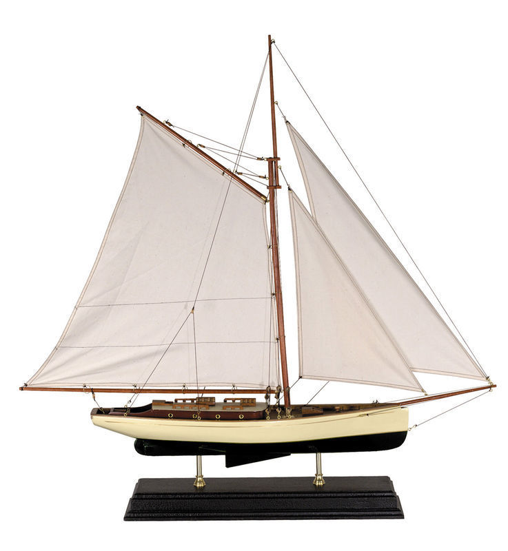 1930 classic yacht model