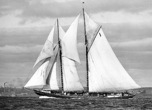 Bluenose 1921