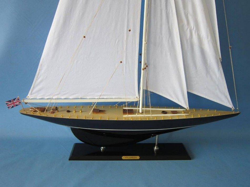 decorative-wood-sailboat-velsheda-50-inch-2