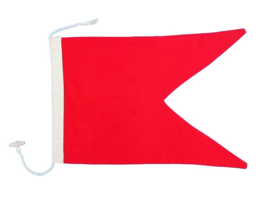 nautical flag lette B