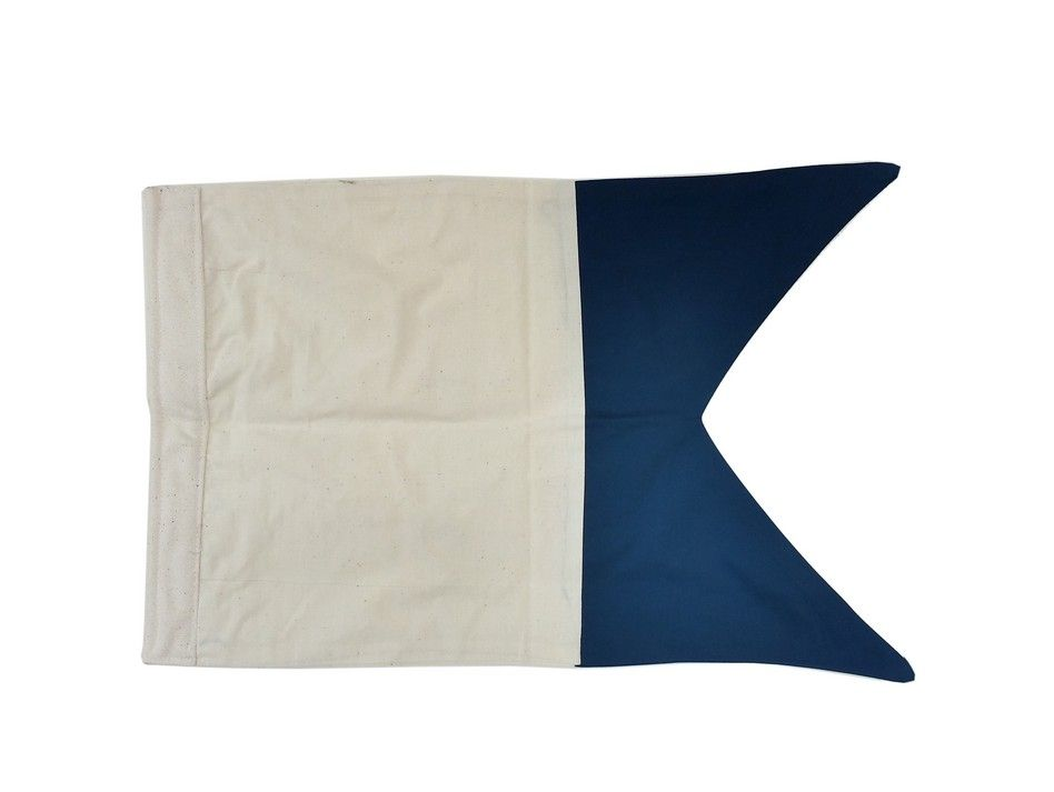 nautical flag letter A