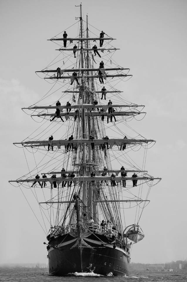 Tall Ship Crew
