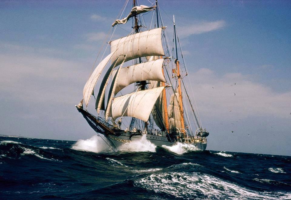 Tall Ships Sailing Boats Sails Racing Boating Old