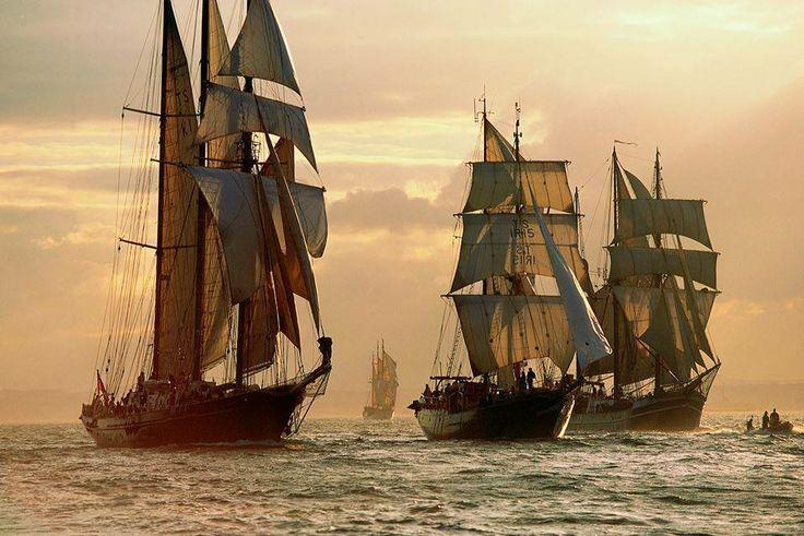 tall ship racing