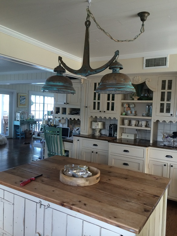 Nautical Lighting Design - Nautical light fixtures kitchen