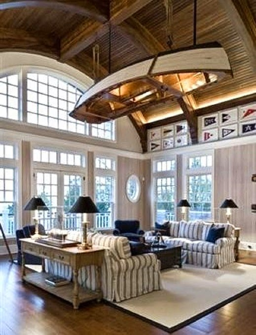 rawboat ceiling light