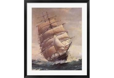 Nautical Theme Framed Art